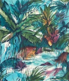 Expressions: TROPICAL COLOURS - Interpretations of green