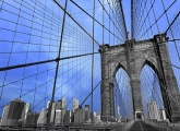 BROOKLYN BRIDGE - From here to eternity